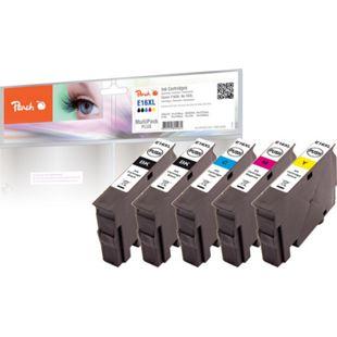 Peach Spar Pack Plus Tintenpatronen, kompatibel zu Epson No. 16XL, C13T16364010 - Bild 1
