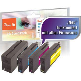 Peach Spar Pack Tintenpatronen kompatibel zu HP No. 950XL, No. 951XL (wiederaufbereitet) - Bild 1