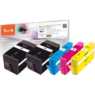 Peach Spar Pack Plus Tintenpatronen kompatibel zu HP No. 920XL (wiederaufbereitet) - Bild 1