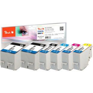 Peach Spar Pack Plus Tintenpatronen XL kompatibel zu Epson No. 202XL - Bild 1