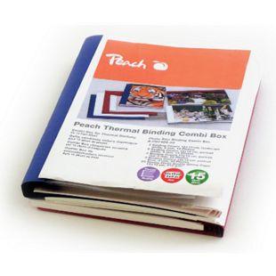 Peach Foto Album Combi Box für 15 Fotoalben (je 14-30 Fotos 10x15cm, weiss) - R-PBT406-06 - Bild 1