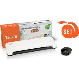 Peach Premium Laminator PL750 + Eckenrunder PC100-01 - Bild 1
