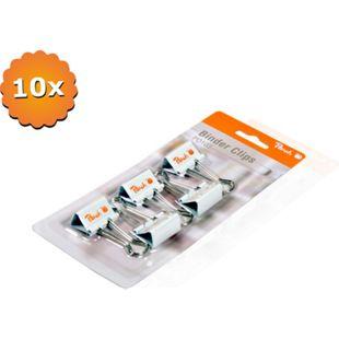 Peach Universal-Klammern, 25 mm, 50 Stück, PO103/10 - Bild 1
