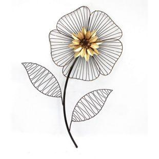 """möbel direkt online Wanddekoration """"Blume"""" - Bild 1"""
