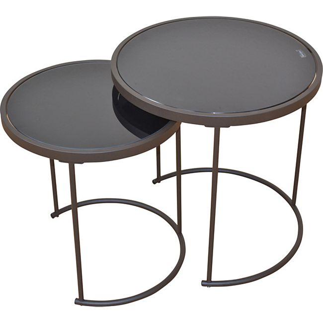 möbel direkt online Beistelltische 2tlg. 2-Satz-Tisch - Bild 1