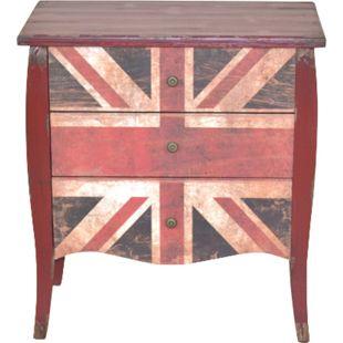 "möbel direkt online Kommode ""Union Jack"" - Bild 1"
