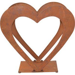 möbel direkt online Holzregal aus Eisen Herz - Bild 1