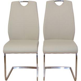 möbel direkt online Schwingstuhl-Set, 2tlg. Stühle 2er-Set - Bild 1