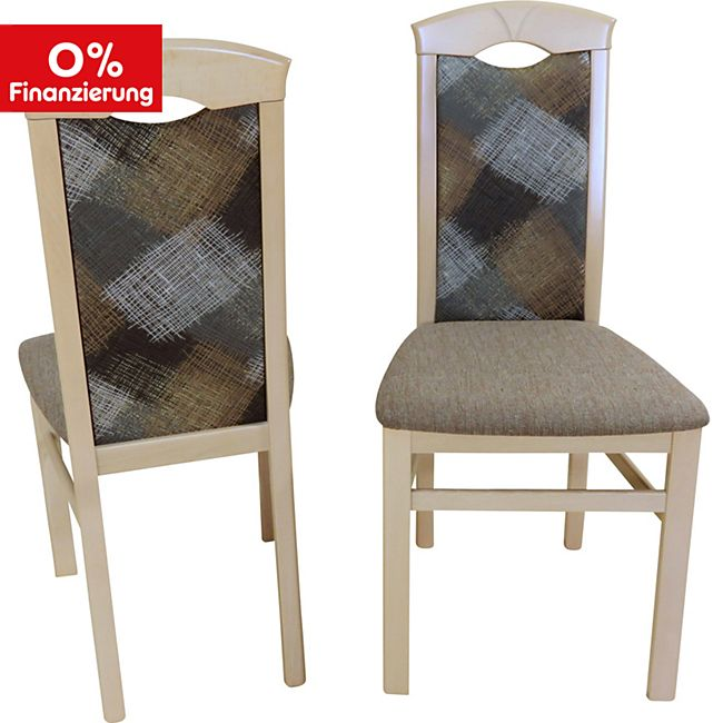 möbel direkt online Stuhl 2er-Set Luci online kaufen | Netto