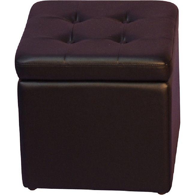 möbel direkt online Sitzhocker Hocker mit Stauraum - Bild 1