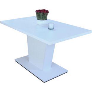 """möbel direkt online Säulentisch mit Auszug """"Manila"""" - Bild 1"""