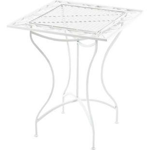 CLP Eisentisch ASINA im Jugendstil I Robuster Gartentisch mit kunstvollen Verzierungen - Bild 1