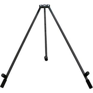 CLP Spagattrainer SIMPLE | Beinstretcher mit 5 Verstellmöglichkeiten | Beinspreizer aus Metall... schwarz - Bild 1