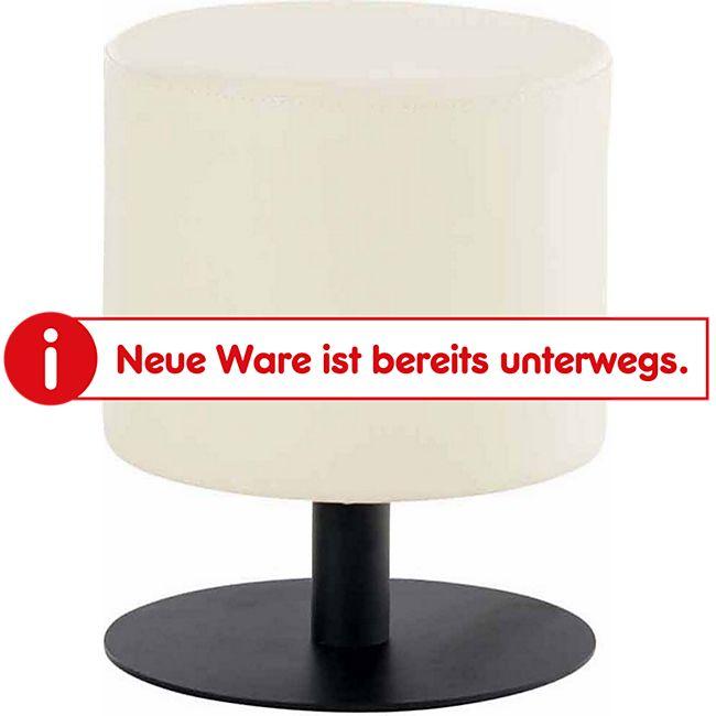 CLP Sitzhocker MANAU V2 mit Kunstlederbezug I Hocker mit schwarzem Metallgestell / Edelstahlgestell I In verschiedenen Farben erhältlich - Bild 1