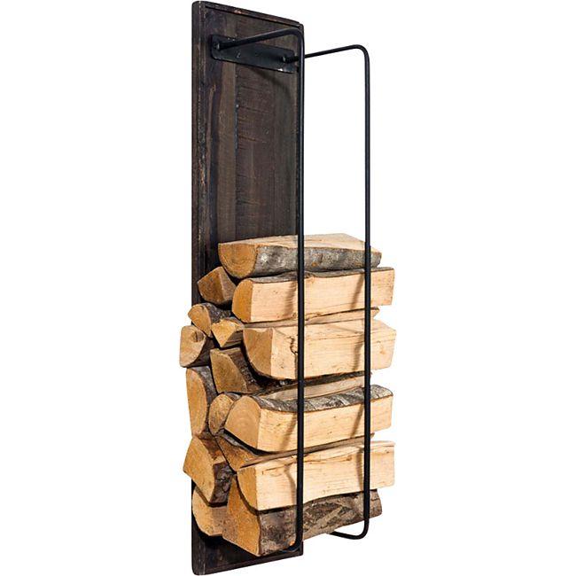 clp kaminholzst nder houston aus holz kaminholzregal f r. Black Bedroom Furniture Sets. Home Design Ideas