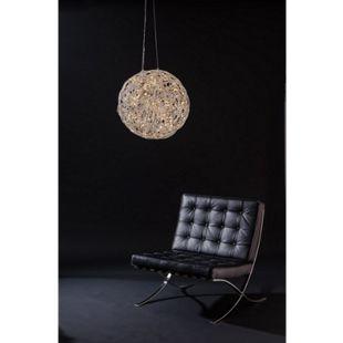 LED-Leuchtkugel DIAMOND aus hochwertigem Aluminium I Moderne Designerlampe aus Drahtgeflecht I In verschiedenen Größen erhältlich... 50 cm - Bild 1