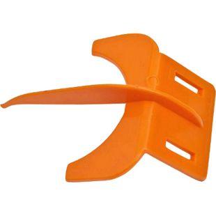 Abstreifer für Profi-Orangensaftpresse I Ersatzsteil für elektrischen Entsafter... orange - Bild 1