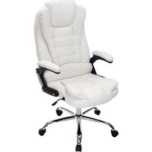CLP XXL Chefsessel THOR, max. belastbar bis 150 kg, Bürostuhl mit Armlehnen, höhenverstellbar 49 - 59 cm, Drehstuhl mit dickem Polster, in verschiedenen Farben - Bild 1