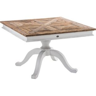 CLP Esszimmertisch LIBERIO aus Holz | Handgefertigter Holztisch im Landhausstil | In verschiedenen Größen erhältlich - Bild 1