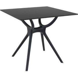 CLP Tisch AIR I witterungsbeständiger und robuster Gartentisch I hochwertige Materialien - Bild 1