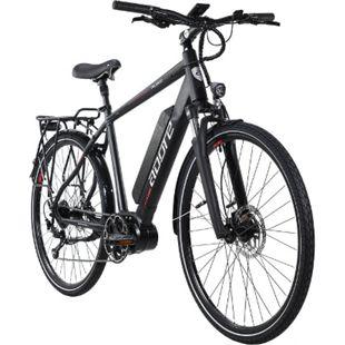 Adore Alu E-Trekking Bike Herren 28'' Palermo schwarz Adore 250Watt Li-Ion 36 V/14Ah 9Gänge - Bild 1