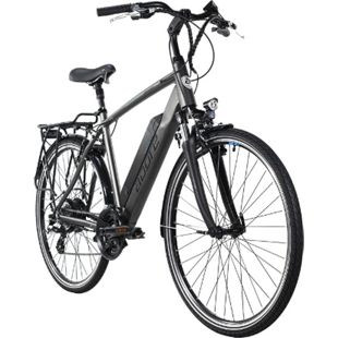 Adore Alu E-Trekking Bike 28'' Adore Ancona Grau 250W Li-Ion 36V/14 Ah/504Wh 24 Gänge - Bild 1