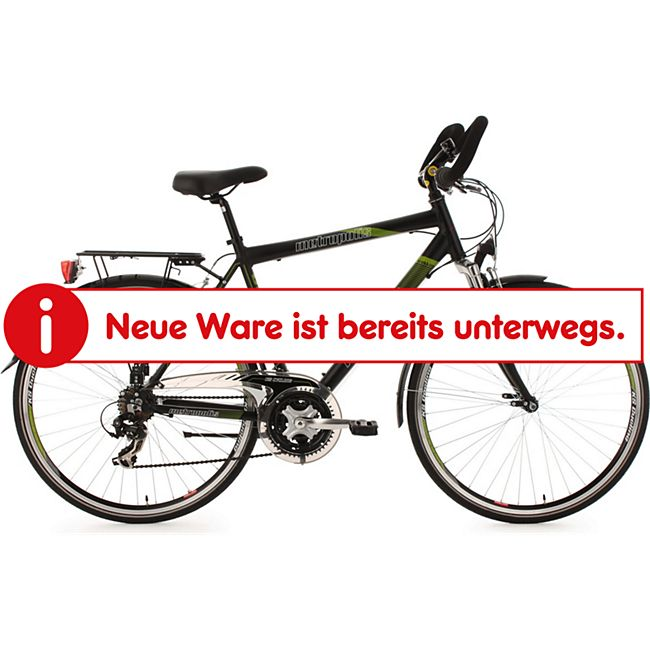 "KS Cycling Trekkingrad Herren Alu 28"" Metropolis Multipositionslenker - Bild 1"