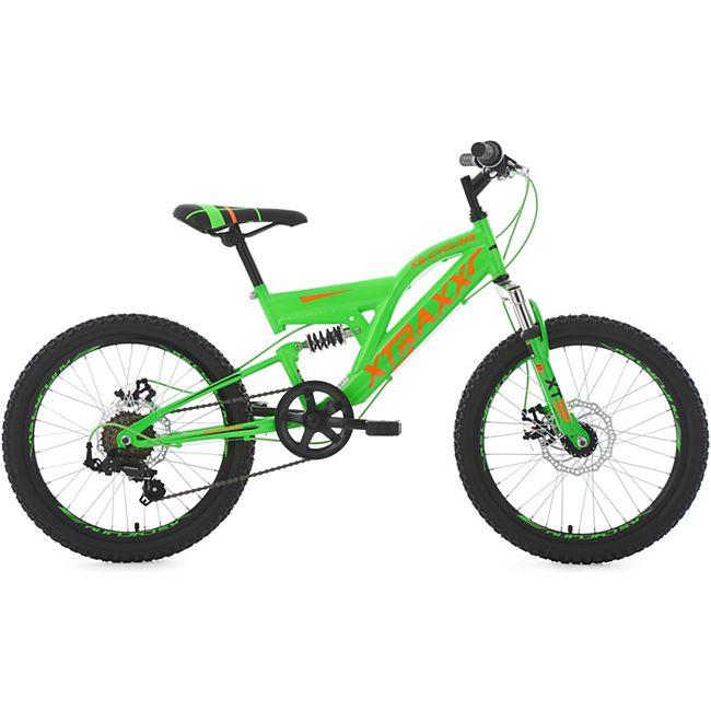 KS Cycling Kinder-Mountainbike 20 Zoll Fully Xtraxx - Bild 1