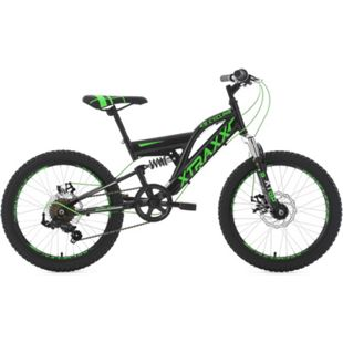 KS Cycling Kinder-Mountainbike 20 Zoll Fully Xtraxx - Bild 1