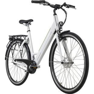 Adore Alu E-Citybike 28'' Palermo weiß - Bild 1