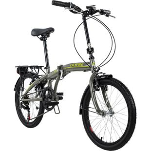 KS Cycling Faltrad 20'' Cityfold 6 Gänge - Bild 1