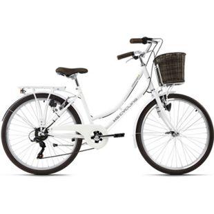 KS Cycling Cityrad 6 Gänge Damenfahrrad Stowage 26 Zoll - Bild 1