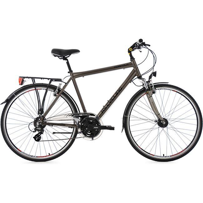 KS Cycling Trekkingrad Herrenfahrrad 28  Zoll  Norfolk 24 Gänge - Bild 1