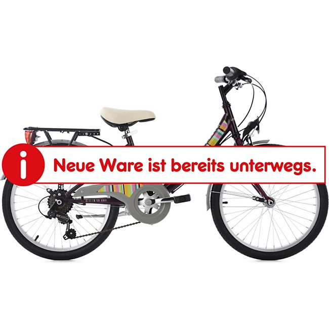 "KS Cycling Kinderfahrrad Gurlz 20"" - Bild 1"