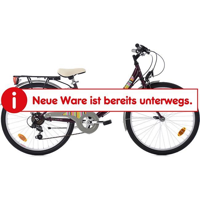 "KS Cycling Kinderfahrrad Gurlz 24"" - Bild 1"