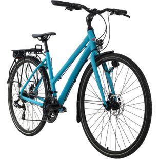 KS Cycling Trekkingrad Damen 28'' Antero Aluminiumrahmen - Bild 1