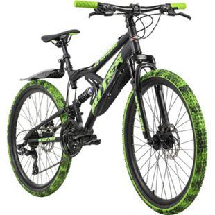 KS Cycling Kinderfahrrad MTB 24'' Bliss Pro - Bild 1
