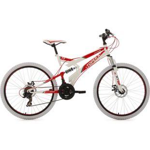 KS Cycling 26 Fully Mountainbike 21 Gänge Topeka - Bild 1