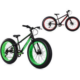KS Cycling Mountainbike 24 Zoll Fatbike SNW2458 - Bild 1