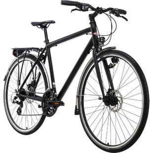 "KS Cycling Trekkingrad Herren 28"" Norfolk 24 Gang schwarz - Bild 1"