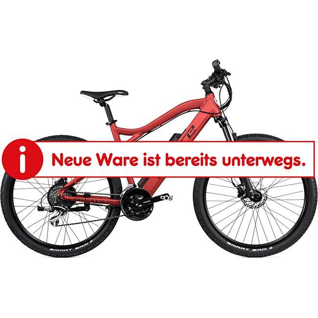 Adore Pedelec E-Bike Mountainbike 27,5'' Adore Enforce rot - Bild 1