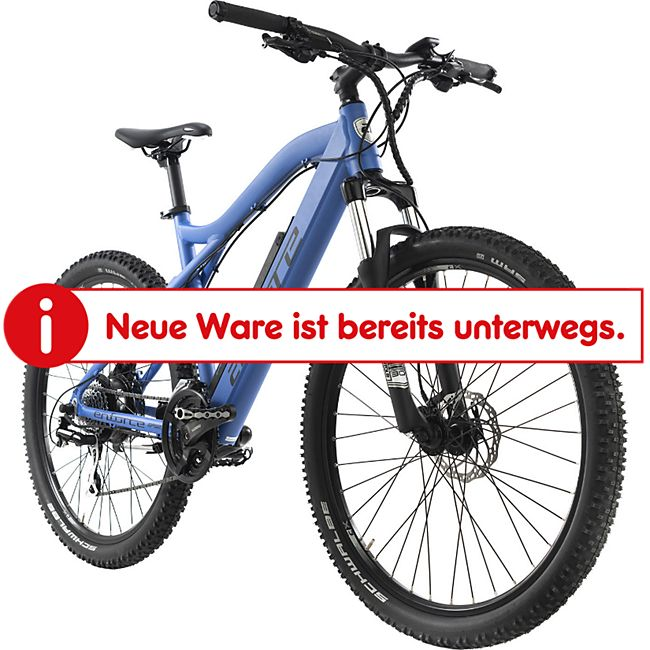 Adore Pedelec E-Bike Mountainbike 27,5'' Adore Enforce blau - Bild 1