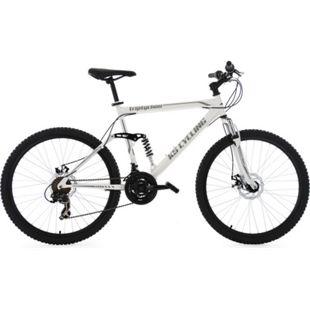 KS Cycling Mountainbike Fully 21 Gänge Triptychon 26 Zoll - Bild 1