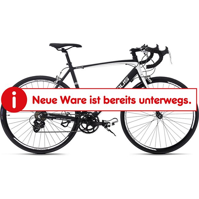 KS Cycling Rennrad 28 Zoll Imperious schwarz - Bild 1