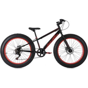 KS Cycling Mountainbike MTB 24 Zoll Fatbike SNW2458 - Bild 1