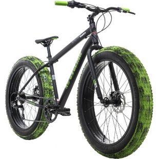 KS Cycling Mountainbike Fatbike 26'' Crusher - Bild 1