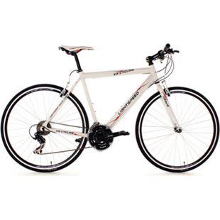KS Cycling Fitnessrad 21 Gänge Fitness-Bike Lightspeed (White) 28 Zoll - Bild 1
