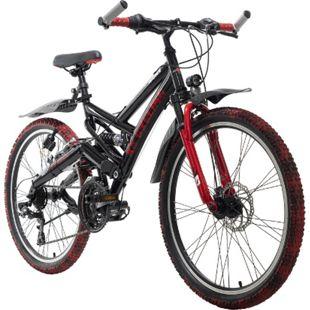 KS Cycling Kinderfahrrad ATB 24'' Crusher - Bild 1