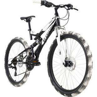 KS Cycling Mountainbike Fully 26 Zoll Crusher - Bild 1