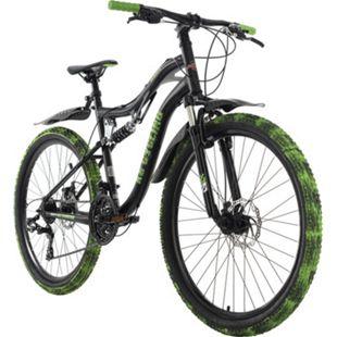 KS Cycling Mountainbike Fully 26 Zoll Crusher 21 Gänge - Bild 1